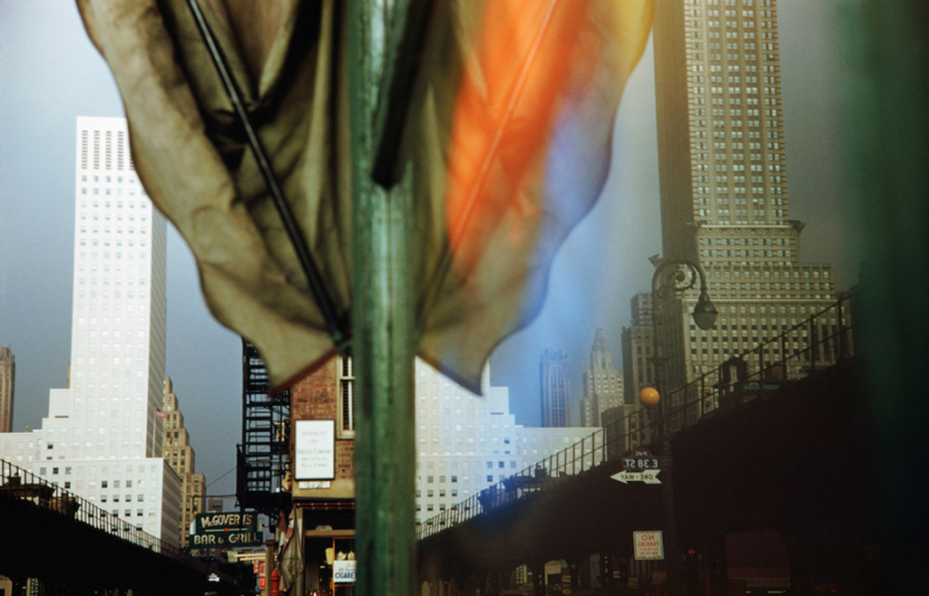 New York,Ernst Haas,1952