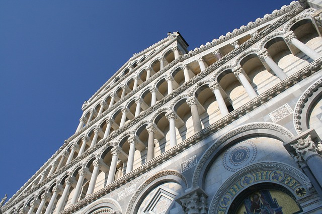 facciata duomo Pisa