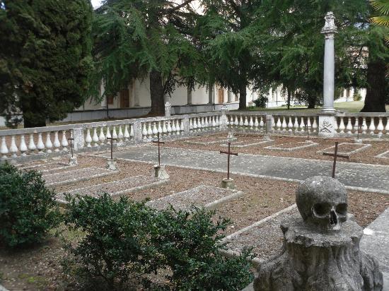 cimitero della Certosa