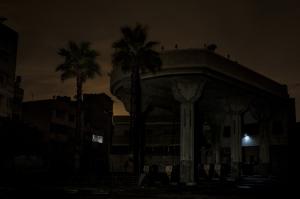 Gaza City, Al Mina Square, Omar Al Mukhtar street. © Gianluca Panella