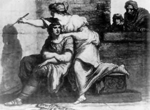 F.Giani, la fanciulla di Corinto, fine XVIII - inizio XIX sec.