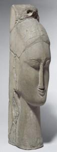 A.Modigliani, testa di donna, Palazzo Blu, fino al 15/02/2015