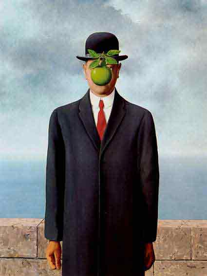 Magritte-Thesonofman1964