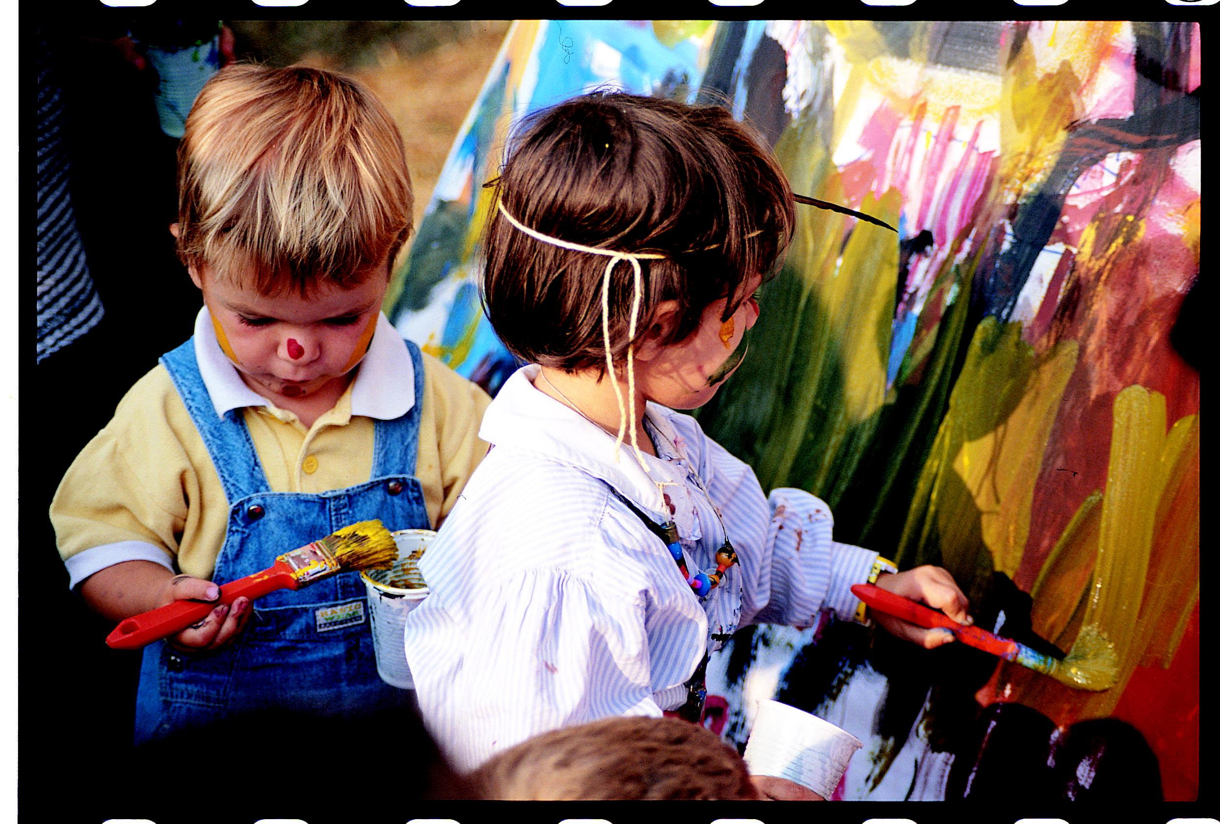 Preferenza Kandinsky, bambini e arte PI48
