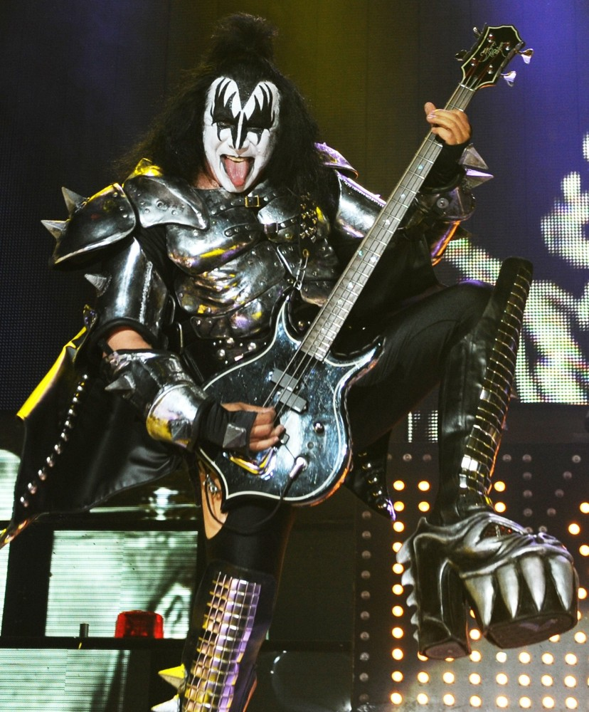 Kiss Demon Makeup: Il Suono Del Classico I Kiss