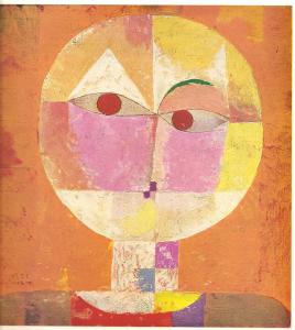 P.Klee, Senecio, 1922