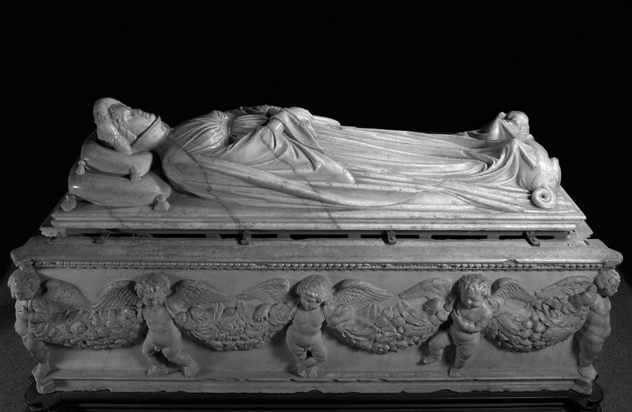 J. Della Quercia, Monumento funebre ad Ilaria del carretto, 1408