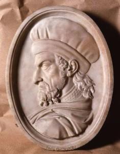 Paolo Guinigi in un ritratto dell'epoca