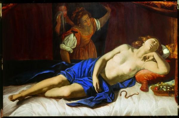 Cleopatra, 1633-35