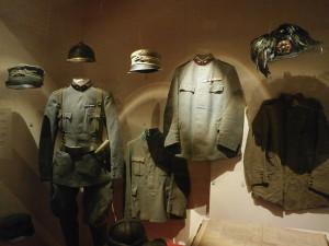 Uniformi, I segni della Guerra, Palazzo Blu