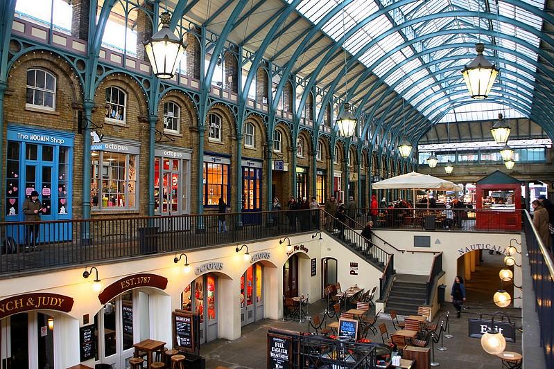 Covent Garden, Londra.