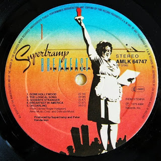 Supertramp - Breakfast In America - LP - Details2
