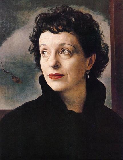 Pietro Annigoni, Ritratto di donna, 1951, olio su tela