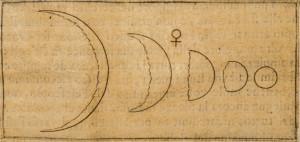 Le fasi di Venere