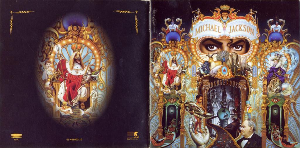 Mark Ryden, copertina di Dangerous, Michael Jackson, 1994
