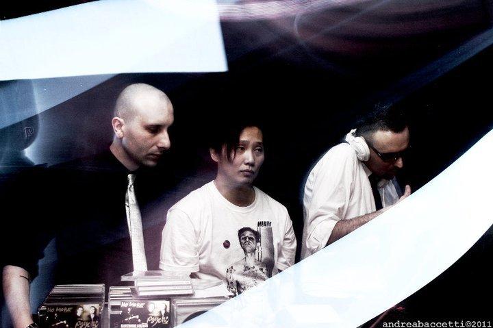 Egodrom, Dampyr e Retinal Mist (2011). Foto Andrea Baccetti