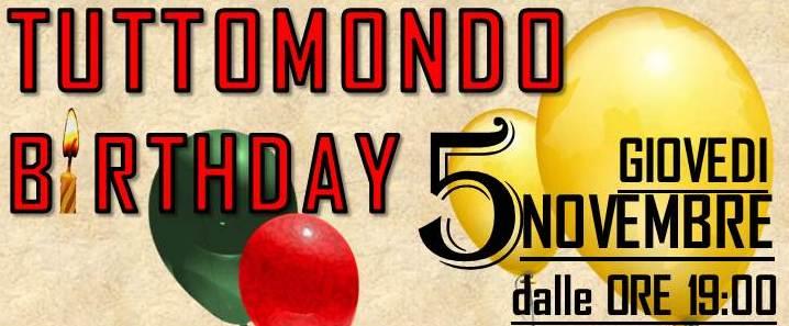 TuttoMondo Day