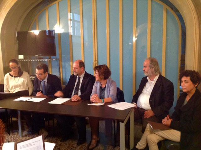 Conf stampa1 ph Silvano Patacca