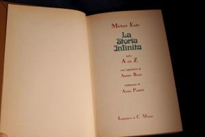 Italiana-La-Storia-Infinita-Italian-Libro-Rilegato-in-Pelle-The-Neverending-Story-Leatherbound-Book-7-1280
