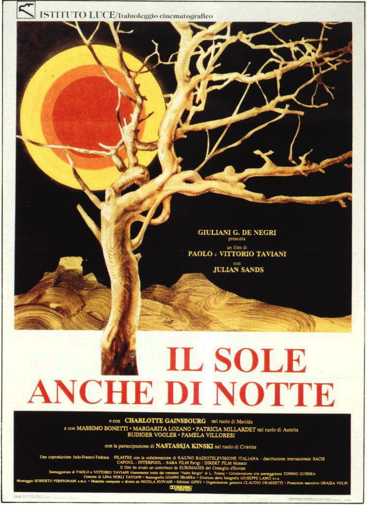 1990 Il sole anche di notte - El sol tambien sale de noche (ita) 01