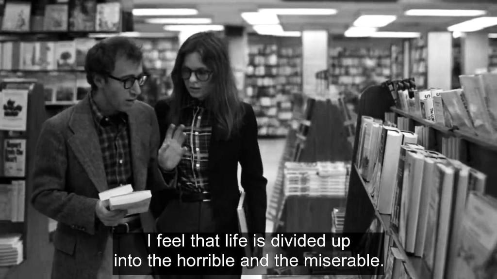 Dal film Io a Annie, 1977