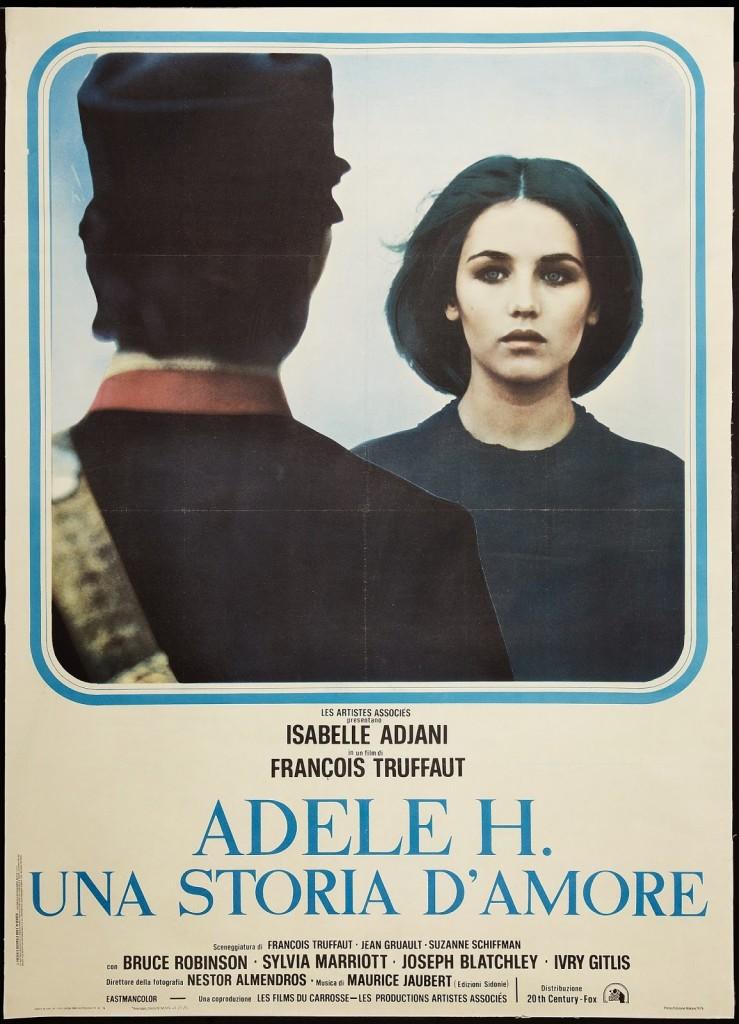 ADELE H. UNA STORIA D'AMORE - Italian Poster 1