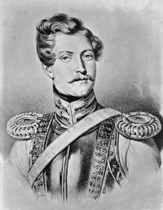Aleksandr Puškin in un ritratto del 1827 di Vasilij Andreevič Tropinin