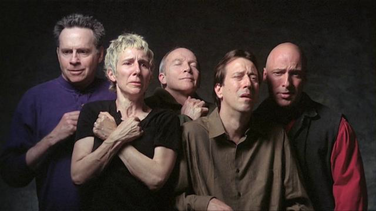 Bill Viola,The Quintet of the Astonished (2000)
