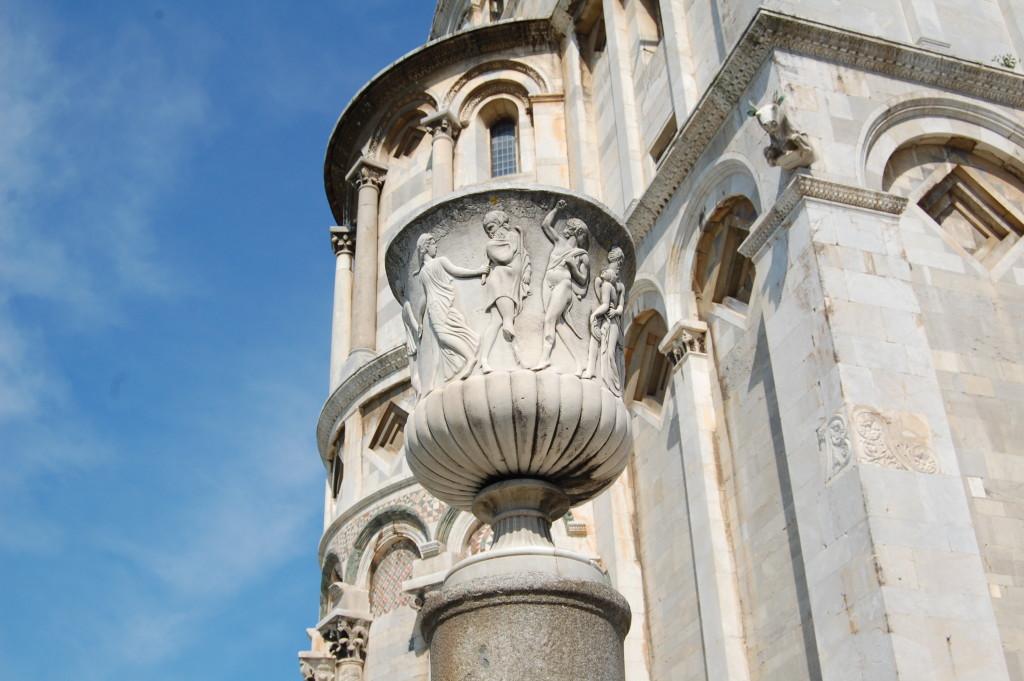 Duomo, dettaglio.