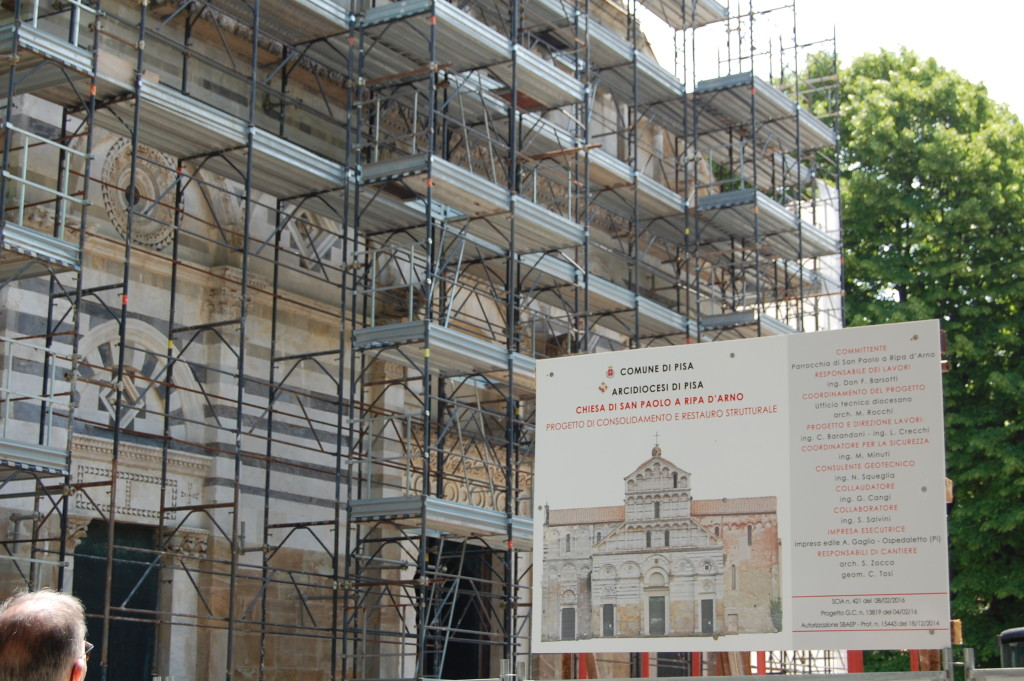 Cantiere San Paolo