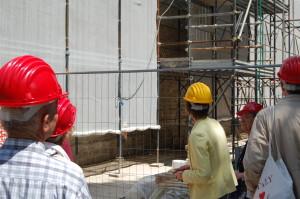 San Paolo lavori