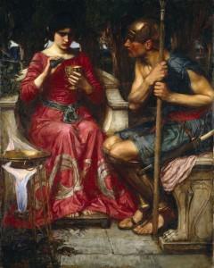 John William Waterhouse, Giasone e Medea, 1907. Fonte: Wikipedia.org
