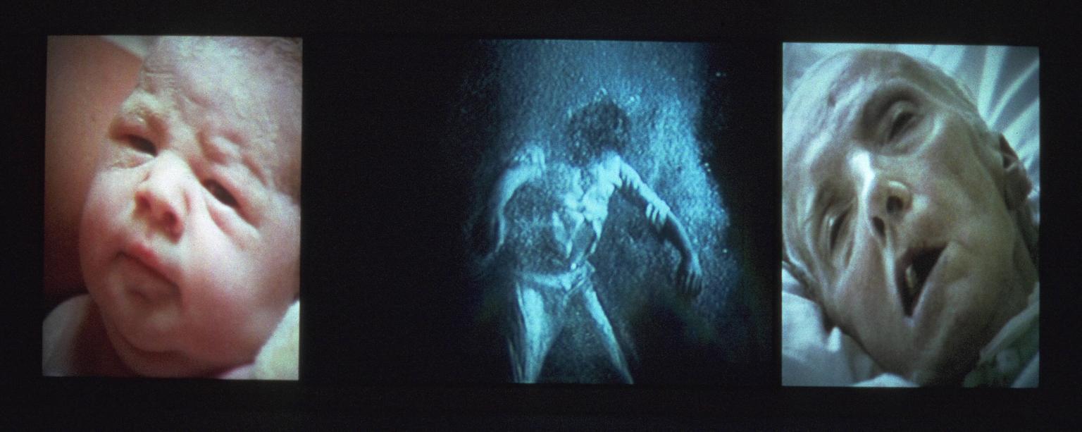 Bill Viola, Nantes Triptych 1992