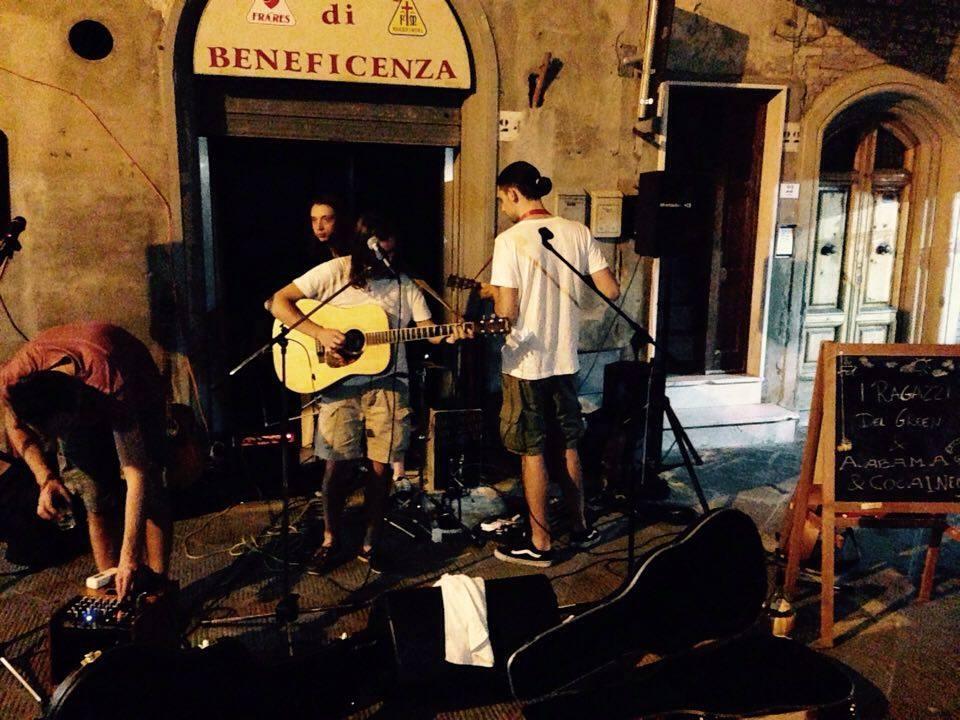 I Ragazzi del Green in Corso C. Matteotti
