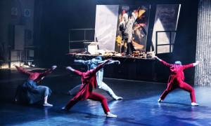 I ballerini della ImPerfect Dancers Company