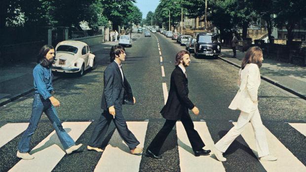Beatles, dalla copertina di Abbey Road