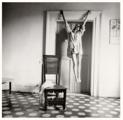 Francesca Woodman, Untitled, Rome, Italy, 1977–1978 © Courtesy George and Betty Woodman
