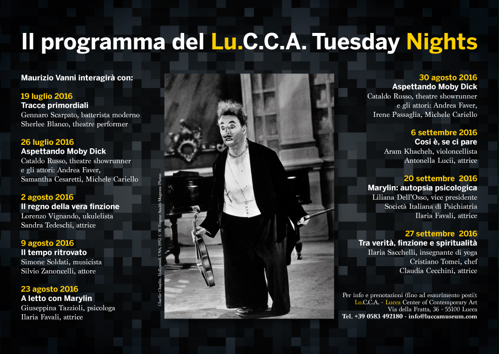 programma Tuesday Nights
