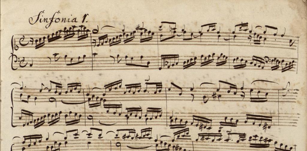 Bach Sinfonie