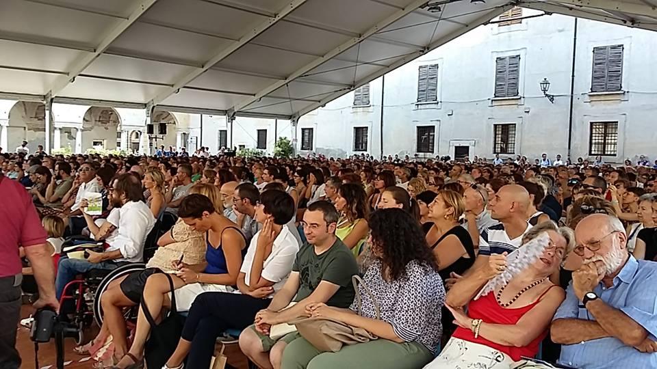 evento-in-piazza-del-castello. Foto di Lia Remorini (per g.c.)