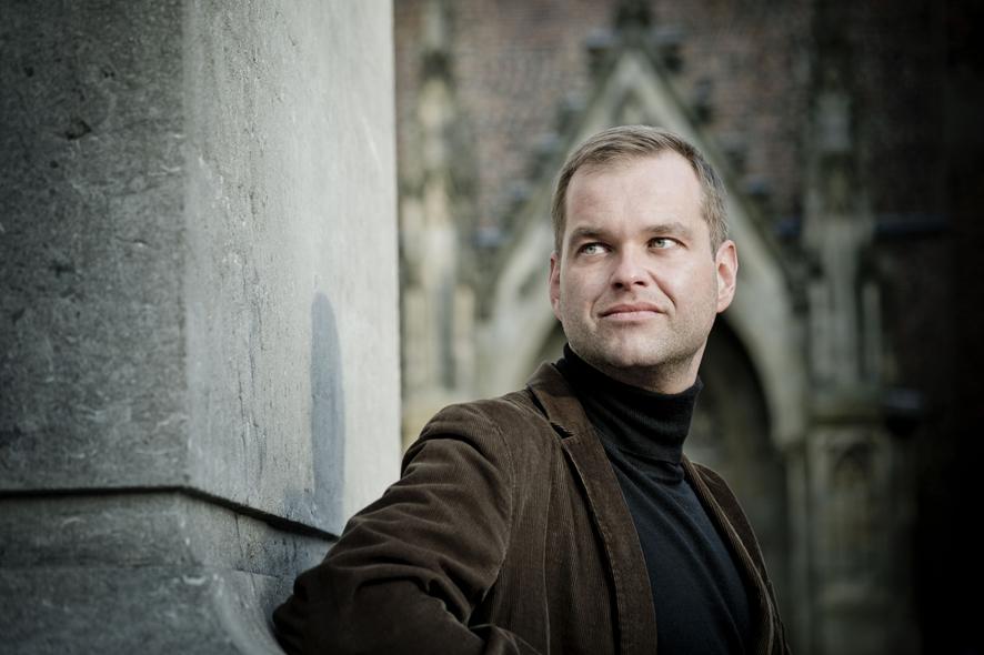 Thilo Dahlmann Bas-Bariton Photo: Marco Borggreve