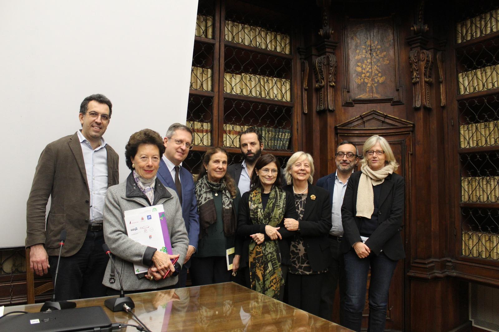 Andrea Ferrante, Marinella Pasquinucci, Marco Filippeschi, Idanna Pucci, Vanni Santoni, Gloria Manghetti, Lucia Della Porta, Fabio Galati, Laura Montanari.