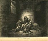 Inferno, canto XXXIII, Gustave Doré