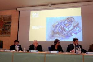 conferenza stampa palazzo blu