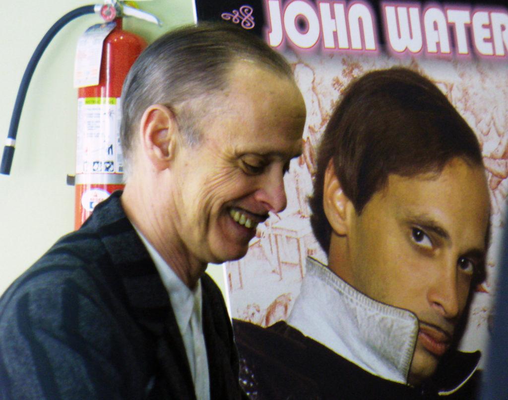 John Waters. Fonte: Wikipedia