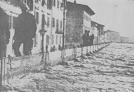 Alluvione a Pisa. Fonte: Wikipedia