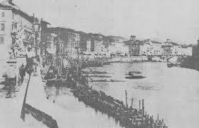 L'alluvione a Pisa. Fonte: Wikipedia