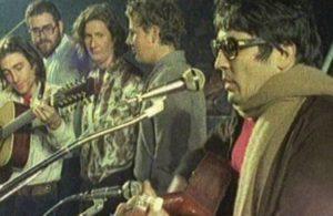 Ivan Della Mea con Paolo Ciarchi alla chitarra, Paolo Pietrangeli e Giovanna Marini