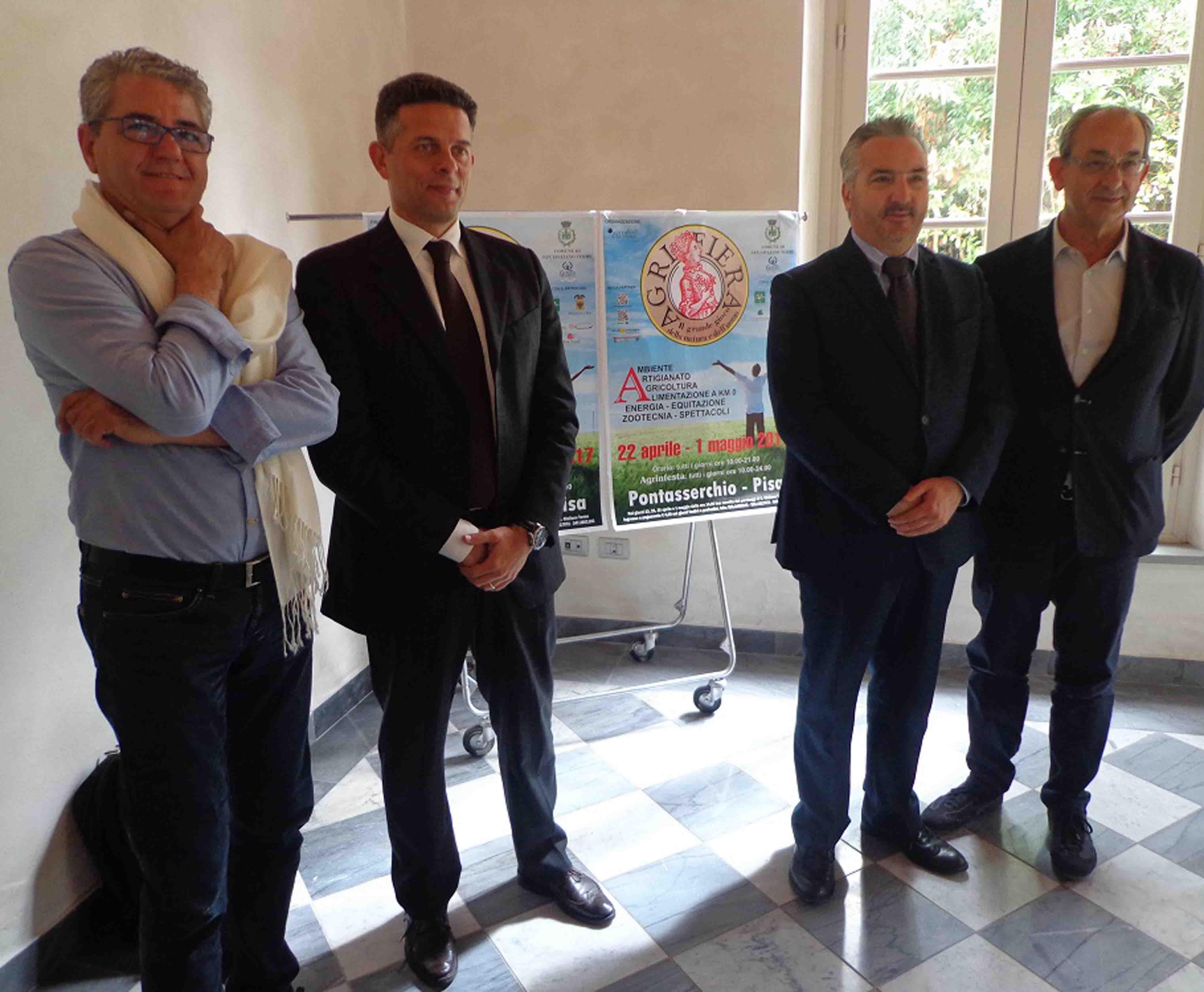Torna Agrifiera. Agricoltura, ambiente e territorio in provincia di Pisa